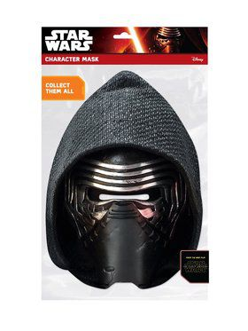 Kylo Ren Star Wars Face Mask
