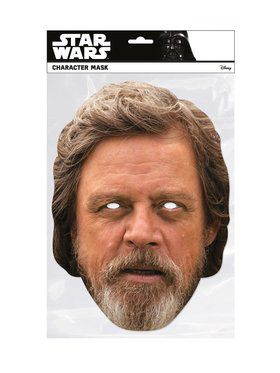 Luke Skywalker Star Wars Face Mask