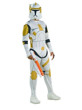 Star Wars Clone Wars Adult Commander Cody Costume