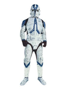 Star Wars Villain Collection: Deluxe Clone Trooper Costume
