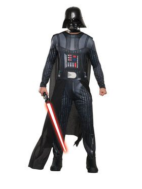 Star Wars Mens H/S Darth Vader Costume