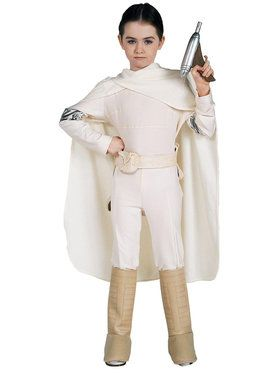 Star Wars Padme Amidala Deluxe Costume For Children
