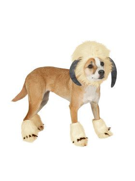 Star Wars Pet Dog Wampa Costume