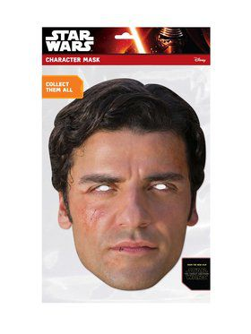Poe Star Wars Face Mask