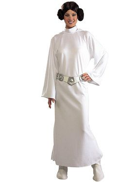 Star Wars Princess Leia Deluxe Costume For Adults