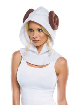 Star Wars Princess Leia Hood