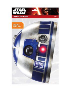 R2-D2 Star Wars Face Mask