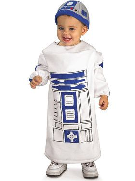 Star Wars R2D2 Costume For Toddlers