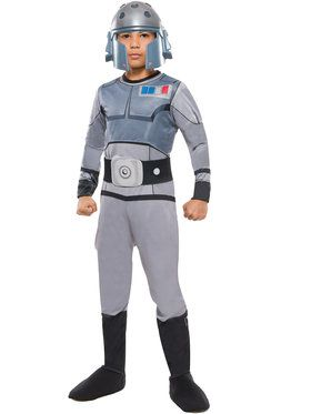 Star Wars Rebels Agent Kallus Boy's Costume