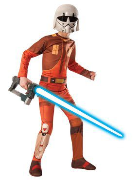 Star Wars Rebels Ezra Boy's Costume