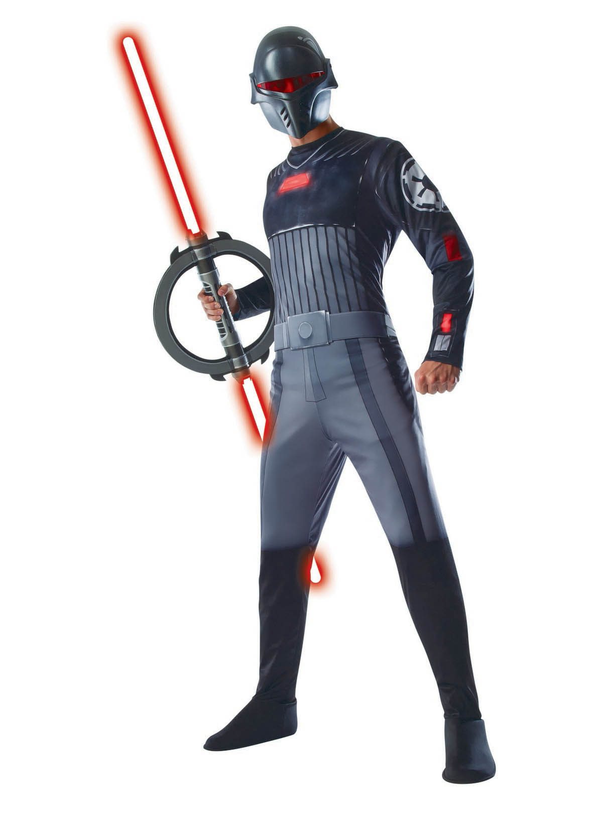 Star Wars Rebels Inquisitor Adult Costume 240225