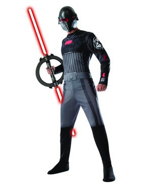 Star Wars Rebels Inquisitor Classic Costume