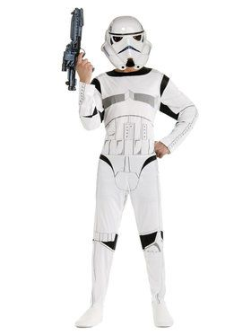 Star Wars Rebels - Stormtrooper Costume For Adults