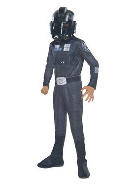 Star Wars Rebels Tie Fighter Boy's Costume