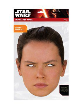 Rey Star Wars Face Mask