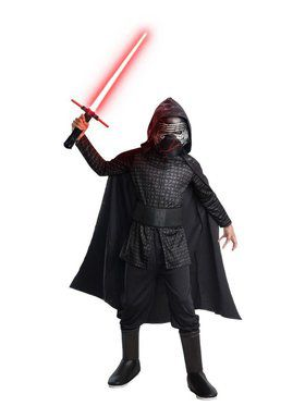 Star Wars: Rise Of Skywalker Deluxe Kylo Ren Child Costume