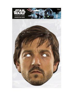 Rogue One Cassian Star Wars Face Mask