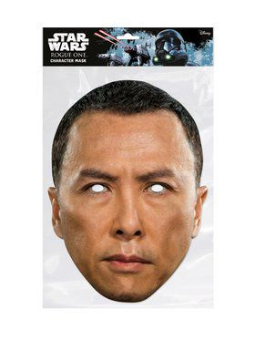 Rogue One Chirrut Star Wars Face Mask