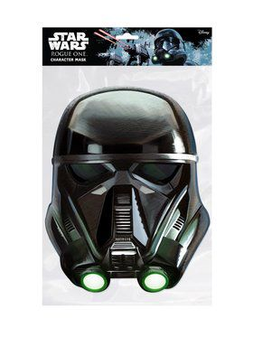 Rogue One Death Trooper Star Wars Face Mask