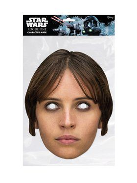Rogue One Jyn Erso Star Wars Face Mask