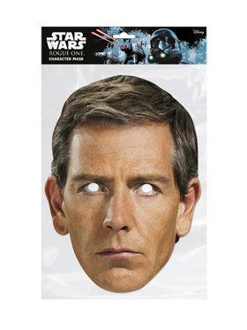 Rogue One Krennic Star Wars Face Mask
