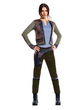 Star Wars Rogue 1 Jyn Erso Deluxe Womens Costume