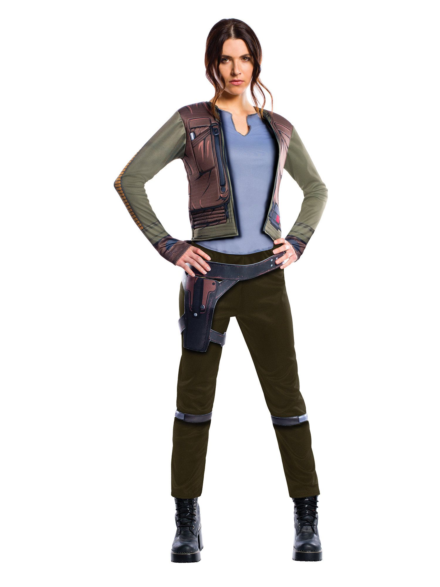 Star wars rogue 1 jyn erso deluxe womens costume womens costumes star wars rogue 1 jyn erso deluxe womens costume solutioingenieria Image collections