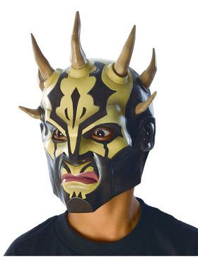 Star Wars Villain Collection: Savage Opress Child Mask