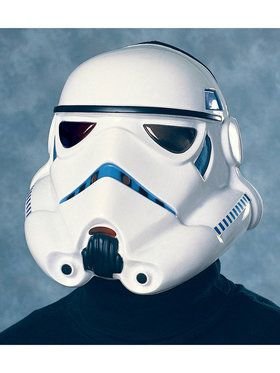Star Wars Stormtrooper Adult 3/4 Mask