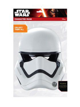 Stormtrooper Star Wars Face Mask