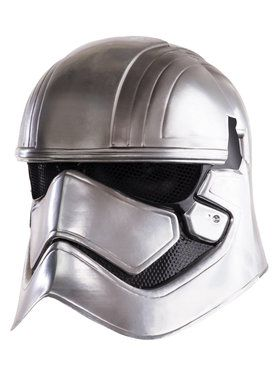 Star Wars: The Force Awakens - Captain Phasma Full Helmet For Adults