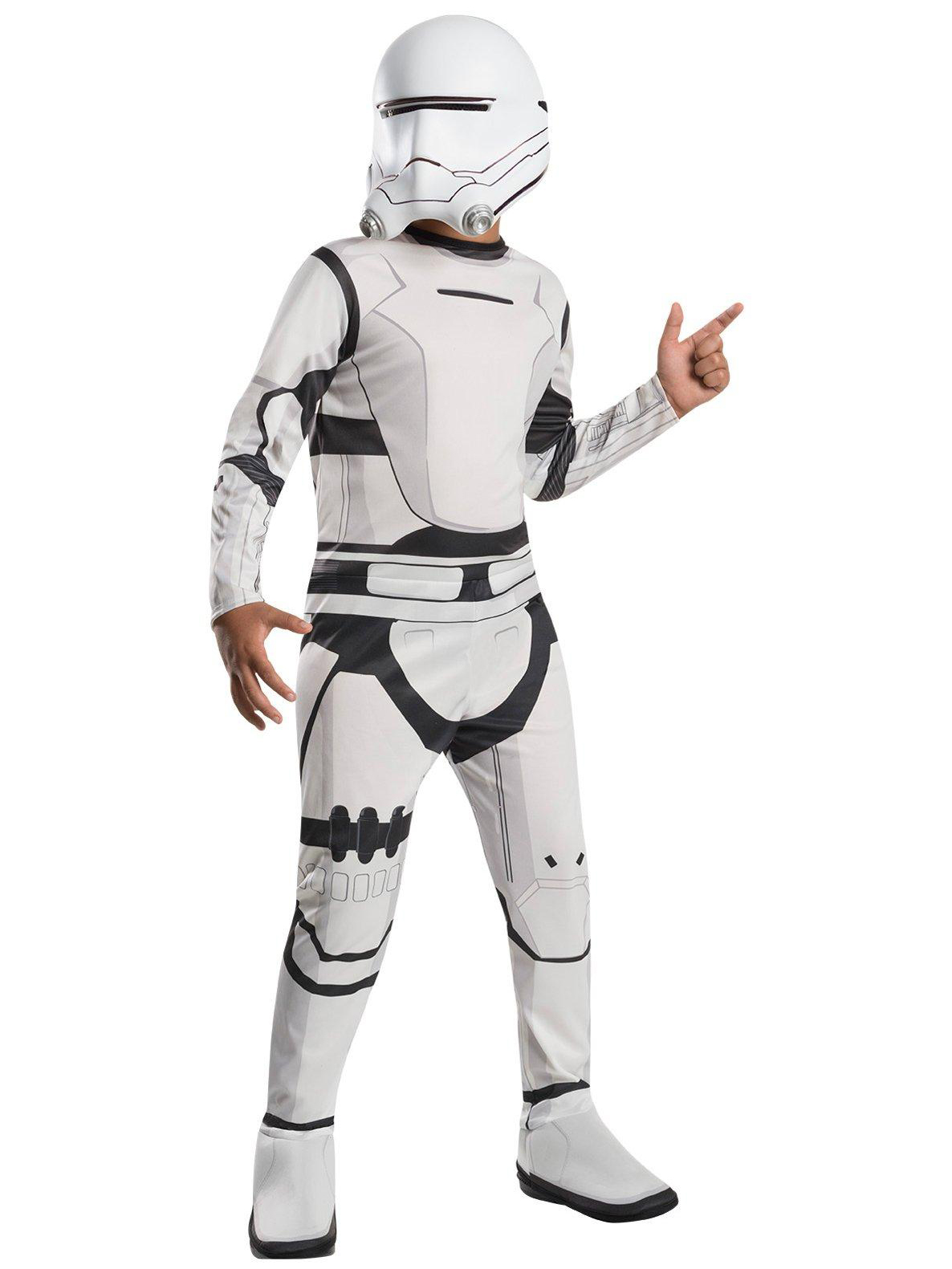 Flame Trooper Costume For Halloween R620087-L