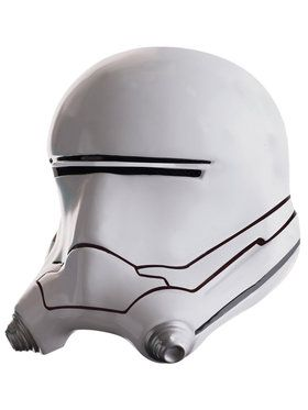 Star Wars: The Force Awakens - Flametrooper Full Helmet For Children
