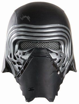 Star Wars: The Force Awakens - Kylo Ren Half Helmet For Children