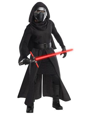 Star War's The Force Awakens Grand Heritage Kylo Ren Mens Costume
