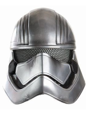 Star Wars: The Force Awakens - Kids Captain Phasma Half Helmet