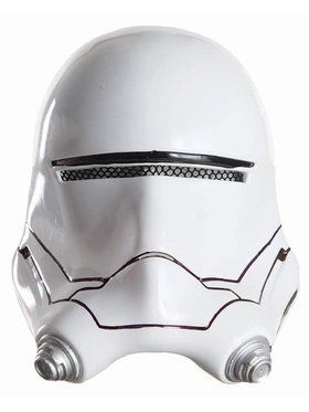 Star Wars: The Force Awakens - Flametrooper Half Helmet For Men