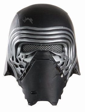 Star Wars: The Force Awakens - Kylo Ren Half Helmet For Men