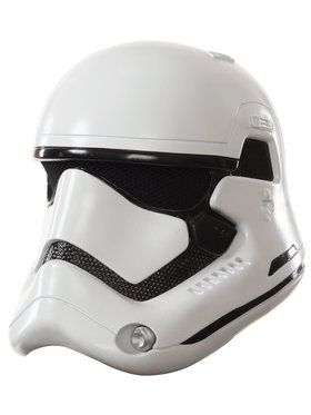 Star Wars: The Force Awakens - Stormtrooper Full Helmet For Men