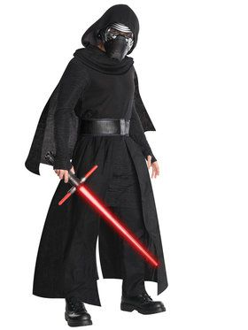 Adult Super Deluxe Kylo Ren Costume - Star Wars The Force Awakens