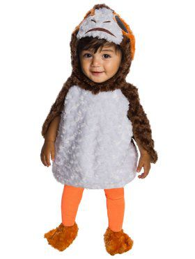 Star Wars The Last Jedi Porg Costume for Infants
