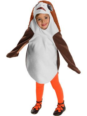 Star Wars: The Last Jedi Childrens Porg Costume