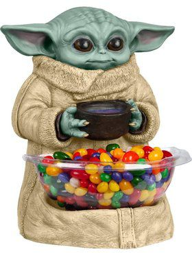 "Star Wars: The Mandalorian ""The Child"" Mini Candy Bowl Holder"