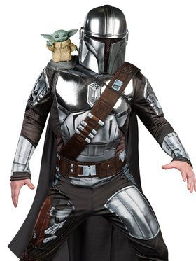 Star Wars The Child the Mandalorian Shoulder Sitter Accessory