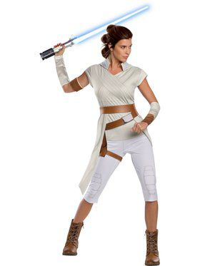 Adult Star Wars Rise of Skywalker Rey Costume