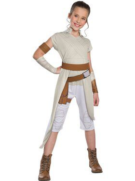 Children's Star Wars Rise of Skywalker Rey Costume