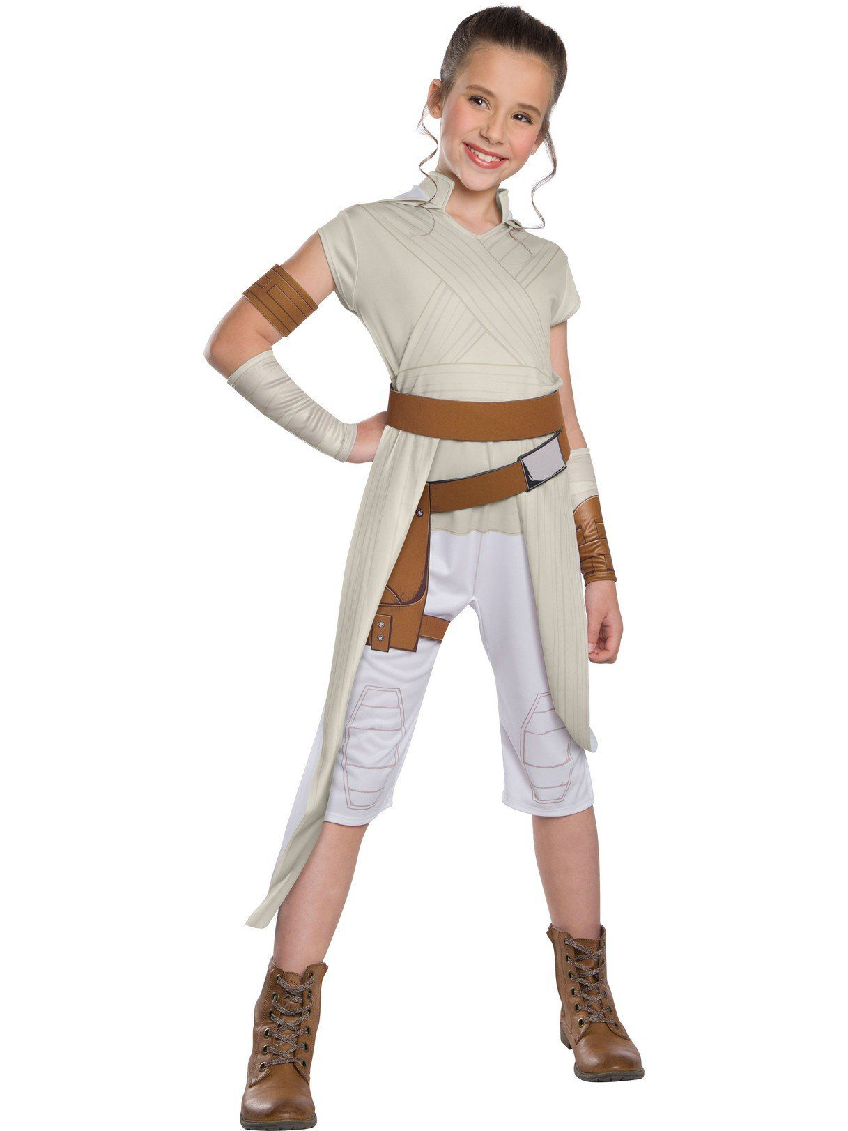 Children S Star Wars Rise Of Skywalker Rey Costume