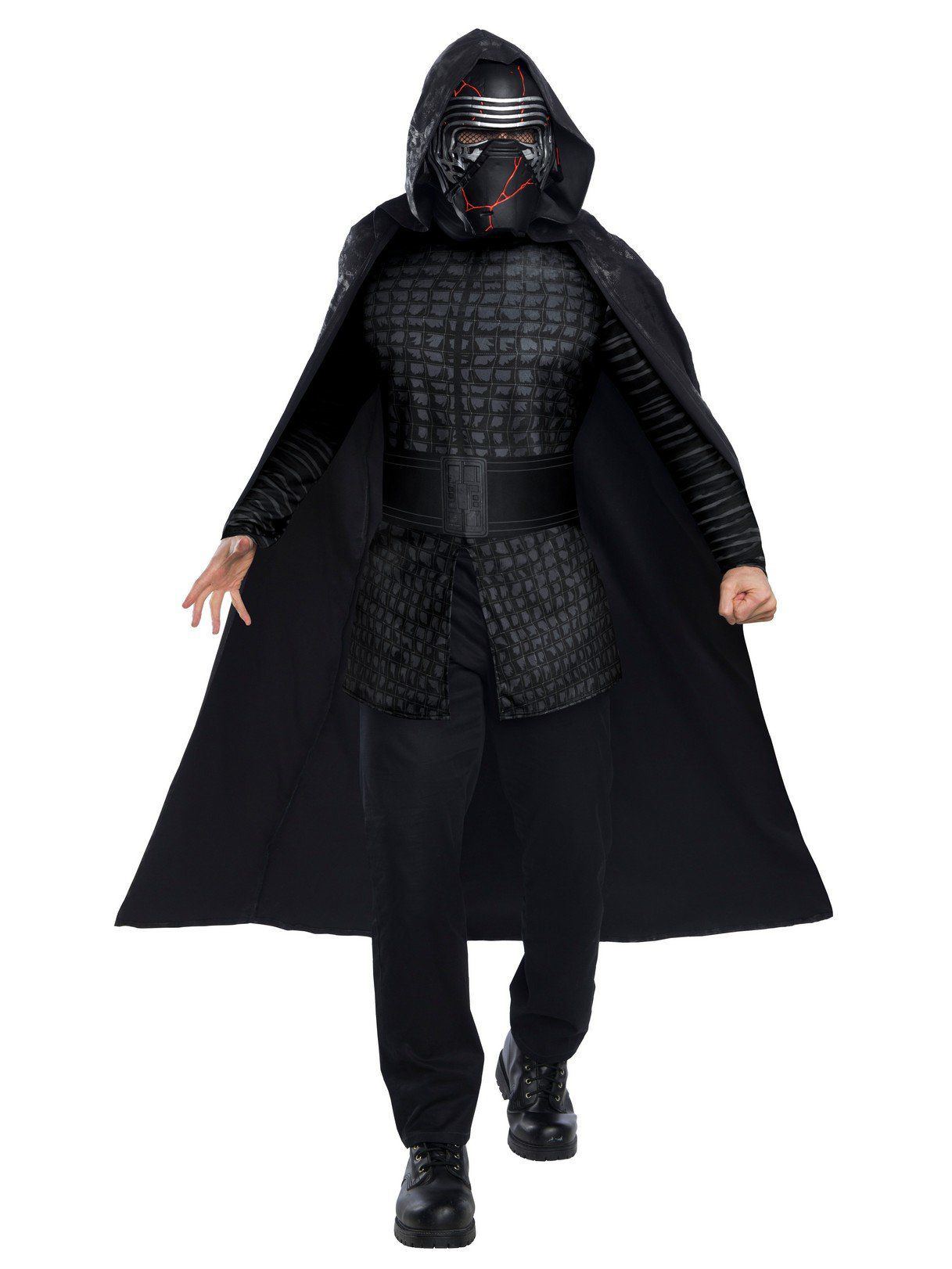 Star Wars The Rise Of Skywalker Kylo Ren Costume For Adults