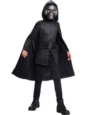 Star Wars The Rise of Skywalker Kylo Ren Costume for Kids