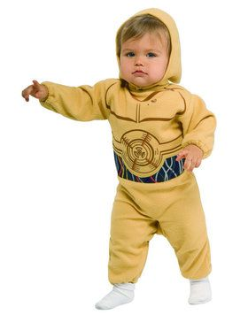 Star Wars C-3po Costume